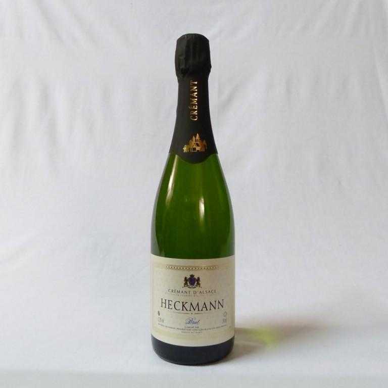 Bouteille Crémant d'Alsace Brut