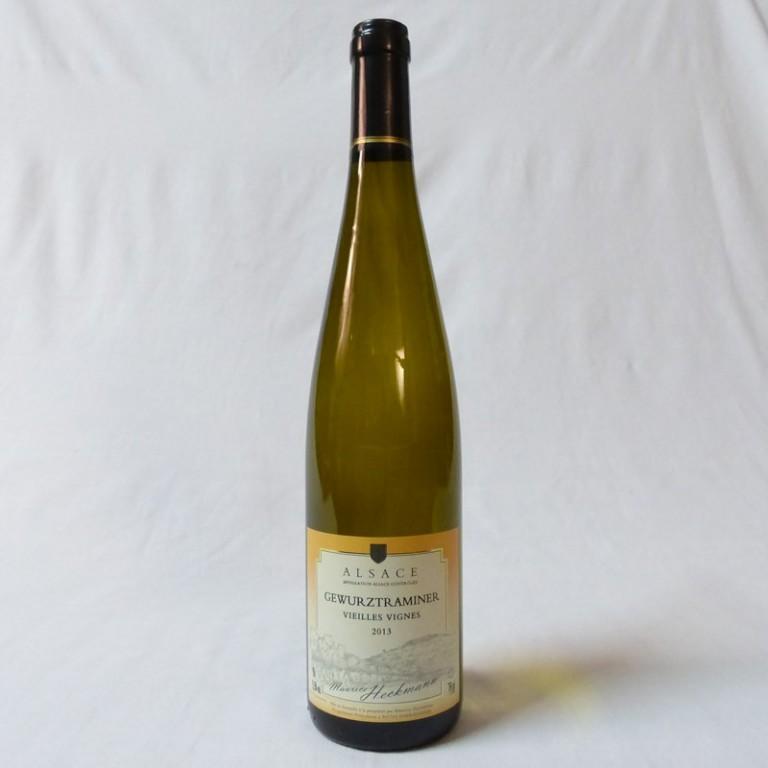 Bouteille Gewurztraminer Vieilles Vignes 2013