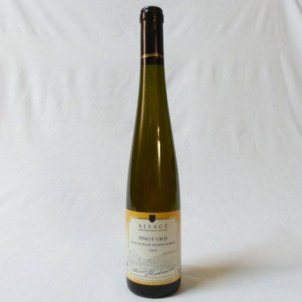 Bouteille Pinot Gris Sélection de Grains Nobles 2009