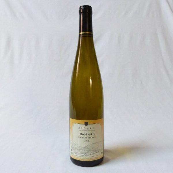 Bouteille Pinot Gris Vieilles Vignes 2012