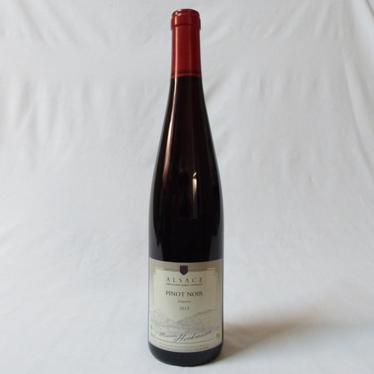 Bouteille Pinot Noir Réserve 2013