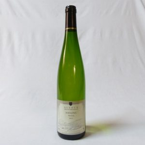 Bouteille Riesling 2011