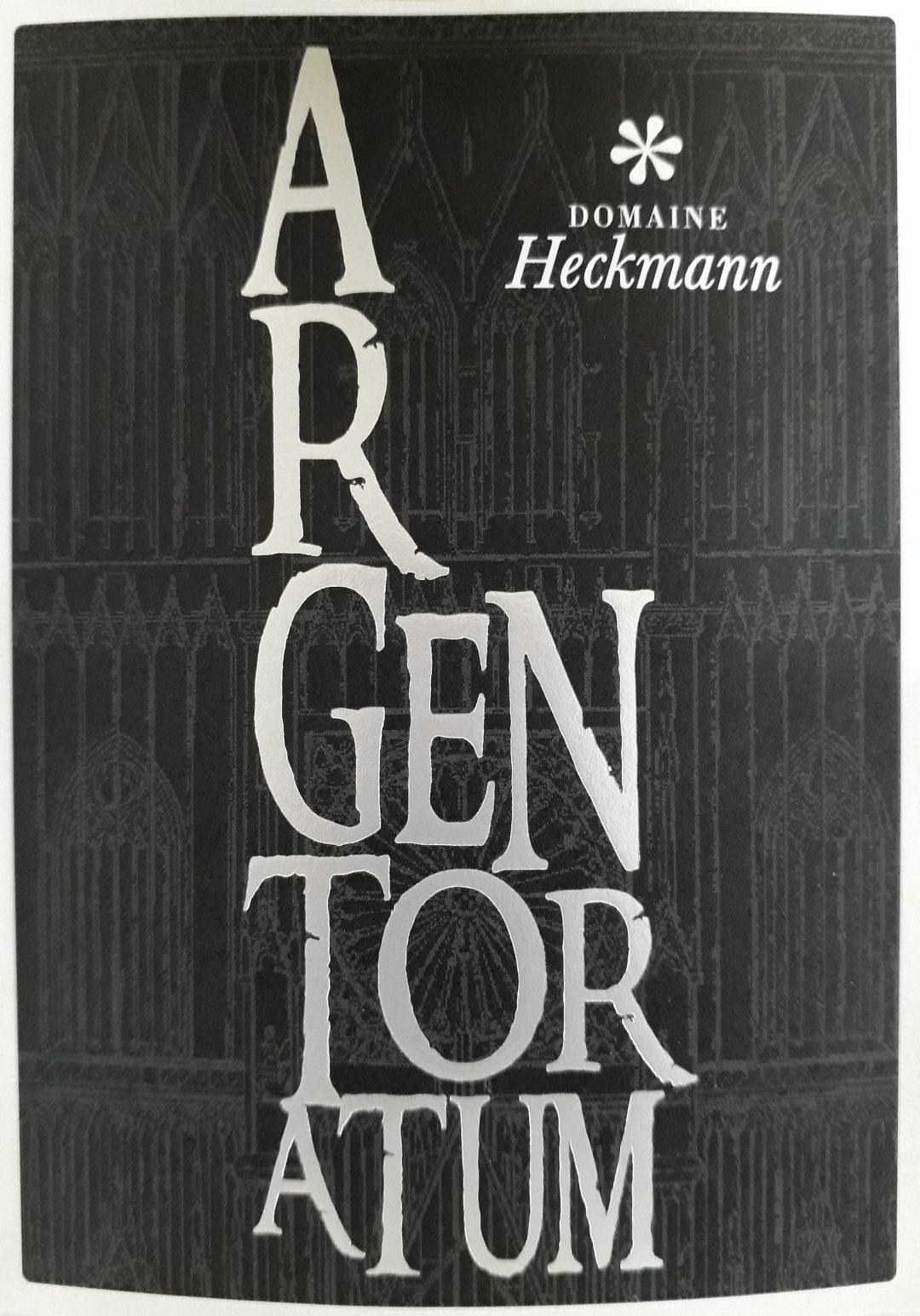 Etiquette Argentoatum